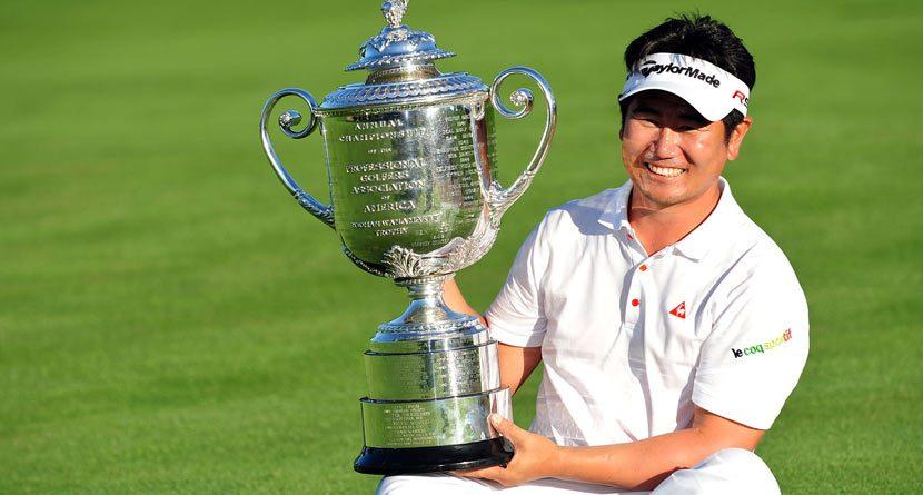 Flashback: Y.E. Yang Tames Tiger in 2009 PGA Championship