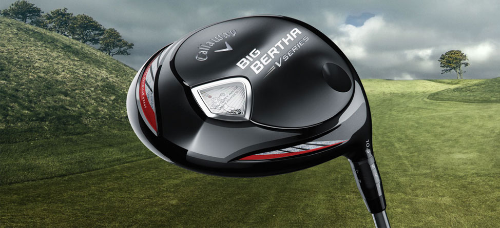 Callaway Introduces Big Bertha V Series Woods