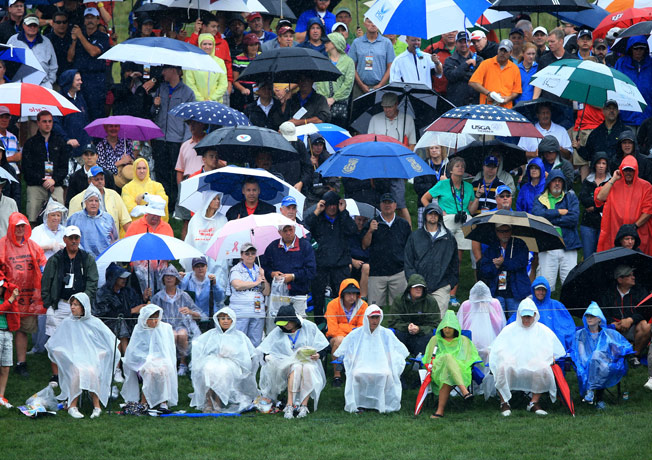 Best Photos from the PGA Championship