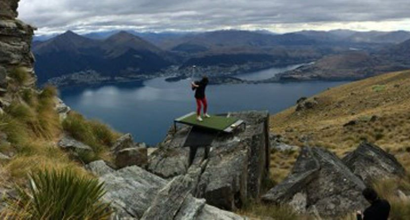 The Most Extreme 1,476 Feet in Golf