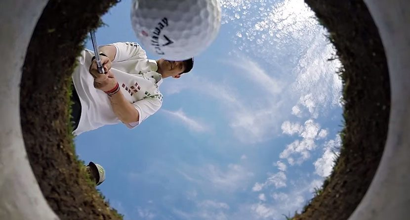9 Amazing GoPro Golf Videos That Will Melt Your Brain