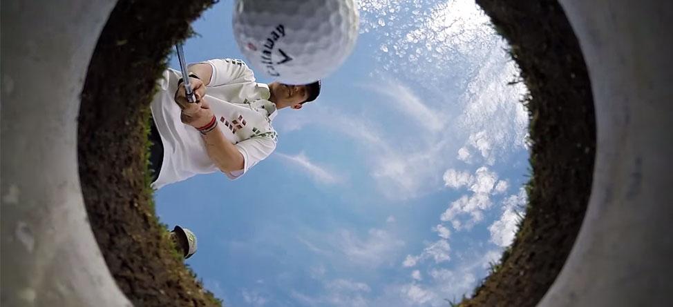 9 Amazing GoPro Golf Videos That Will Melt Your Brain