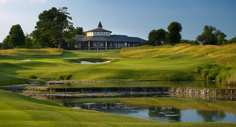 2014 PGA Championship's Hole of the Day: Valhalla's 18th