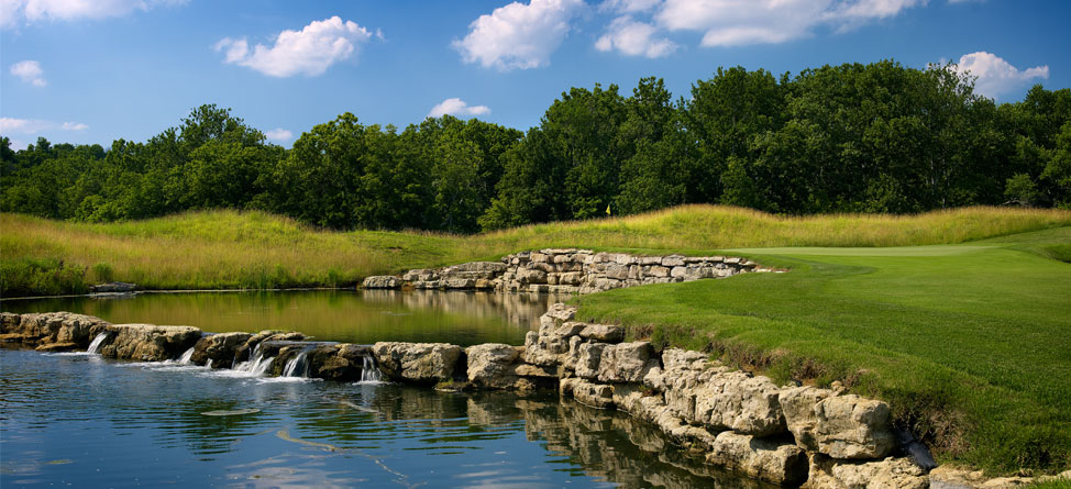 2014 Pga Championship S Hole Of The Day Valhalla S 7th