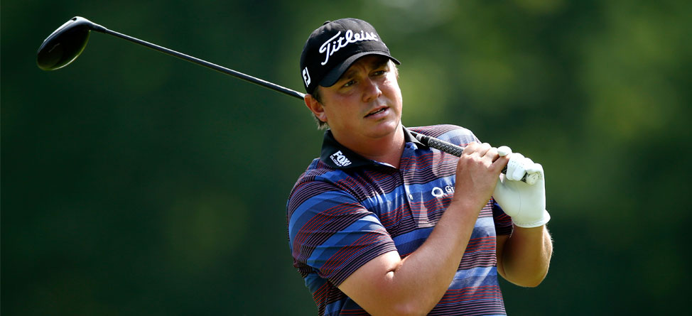 Jason Dufner Putted with 3-Wood After Giving Fan his Putter
