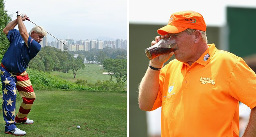 Back9 Exclusive: John Daly on Cocktails, Country Hits and Charisma