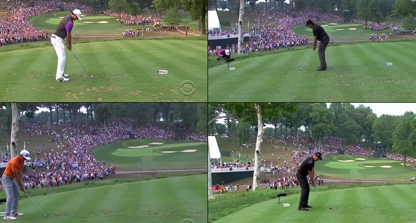 PGA Championship Cutup Will Make Your Day