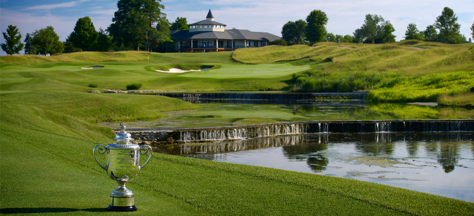 2014 PGA Championship: Rounds 1 & 2 Tee Times and Pairings