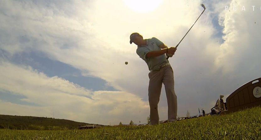 PGA Tour Canada Joins Web.com Tour's 'Trickshot Challenge'