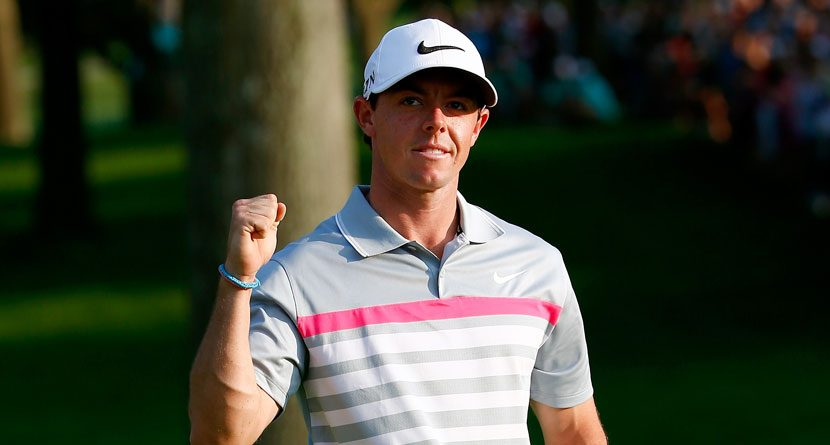 The Odds: Rory Remains Huge Favorite at PGA Championship
