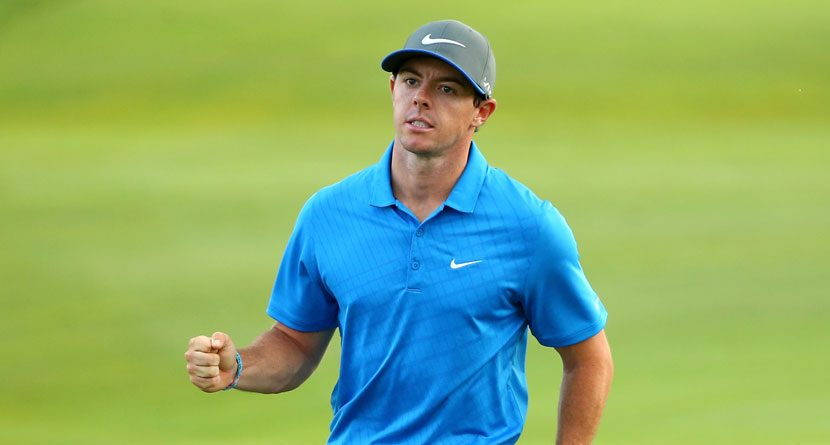 The Odds: McIlroy Heavy Favorite Win Masters In 2015