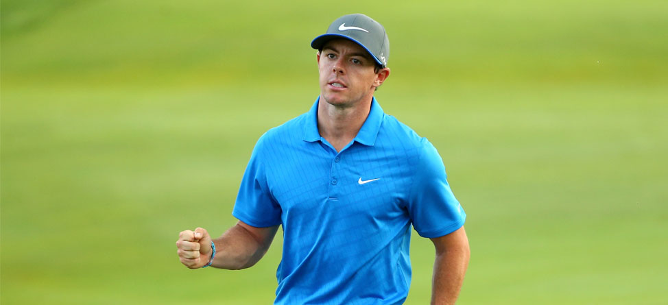 The Clubhouse's 20 for 2015: No. 2 Rory McIlroy