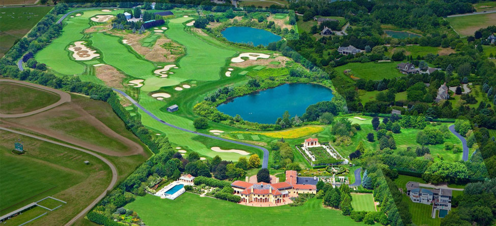 Mansions On A Golf Course Long Island
