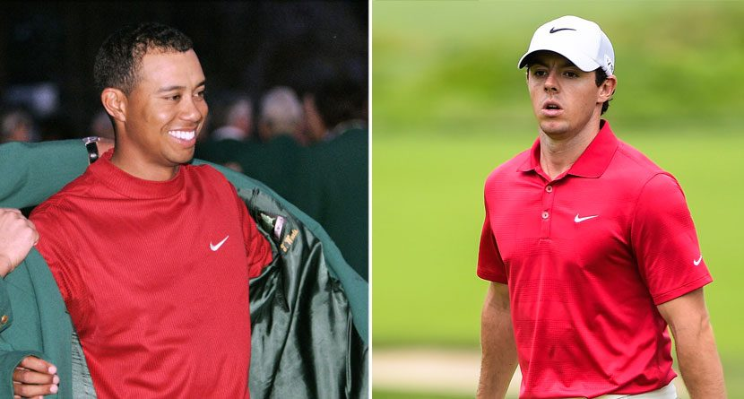 Tiger Woods Won't Let Rory McIlroy Win a Green Jacket Next Year