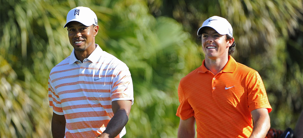 9-Year-Old Rory To Tiger: 'I'm Coming To Get You'