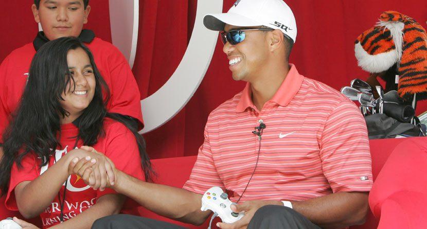 Tiger Woods, Zynga Partner For New Mobile Platform Golf Game