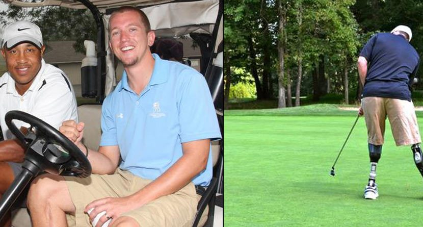 World's Largest Golf Outing Raises Money for Wounded Warriors