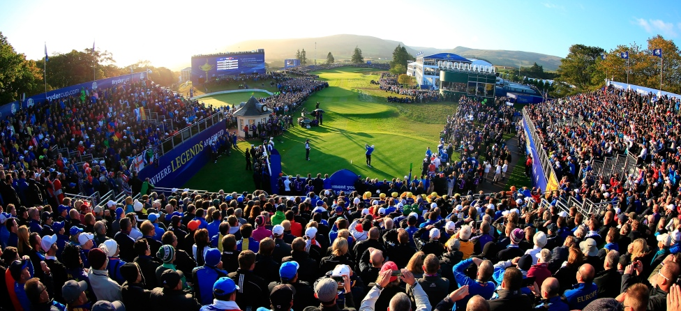 Ryder Cup Notebook: Gleneagles Filled To The Brim