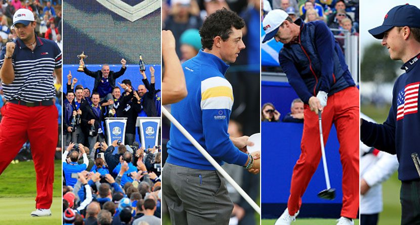 Ryder Cup 2014: 5 Things We Learned