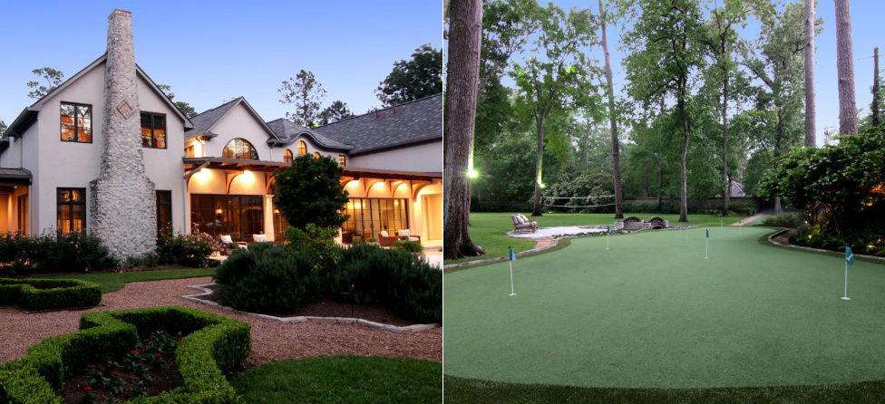 Jeff Bagwell House Jeff Bagwell's $12M ...
