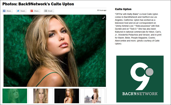Caite Upton Photo Gallery Promo
