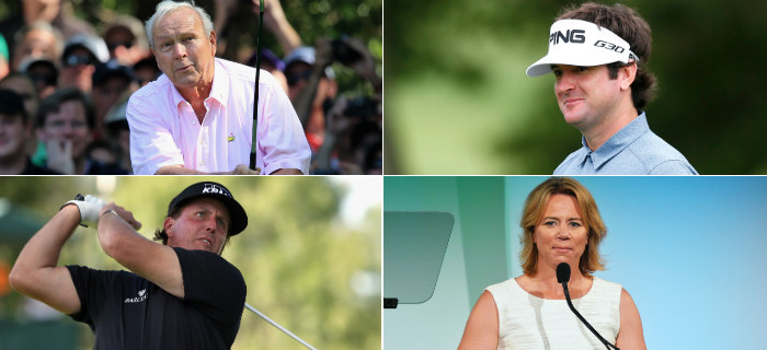 9 Golfers Known For Their Charitable Contributions