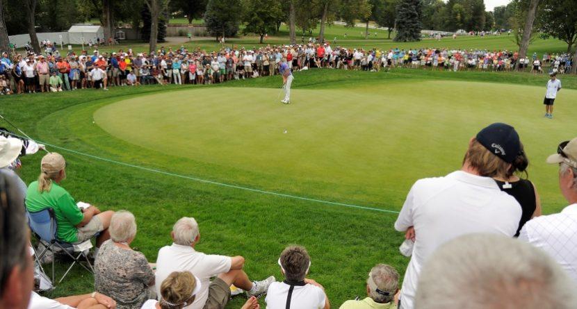Sellout Crowds In Denver Won't Help PGA Tour Return On Regular Basis