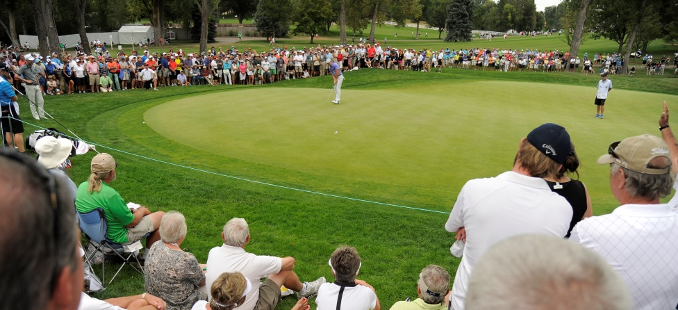 Sellout Crowds In Denver Won't Help PGA Tour Return On Regular Basis
