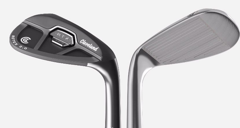 Groovy: Cleveland RTX 2.0 Wedges Provide New Spin