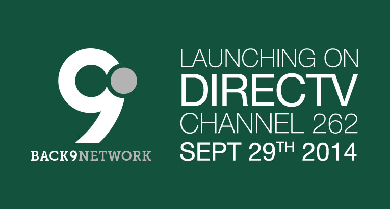 BACK9NETWORK Launches On DIRECTV Sept. 29th