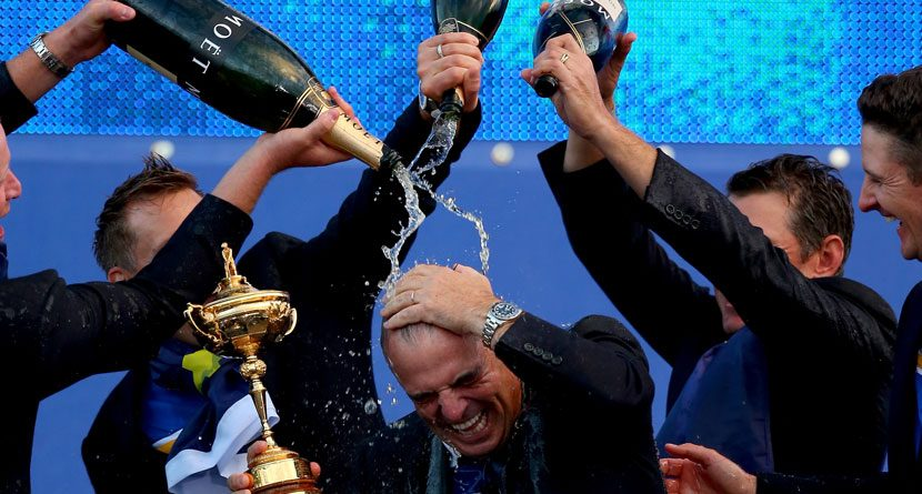 Europe Retains the Ryder Cup