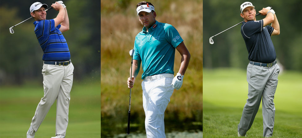 Poulter, Westwood, Gallacher Complete European Ryder Cup Team