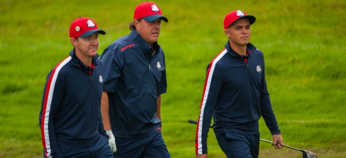 Ryder Cup Notebook: Americans Finding Plenty Of Incentive To Win