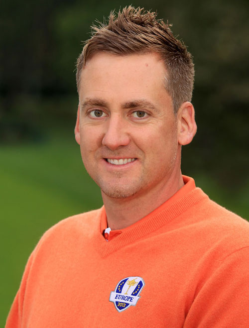 A New Hairdo And Some Hair Don'ts For Ian Poulter : SwingU ...