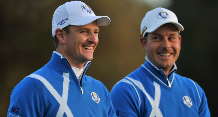 2014 Ryder Cup: Day 1 Studs & Duds
