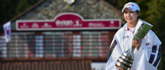 LPGA Evian
