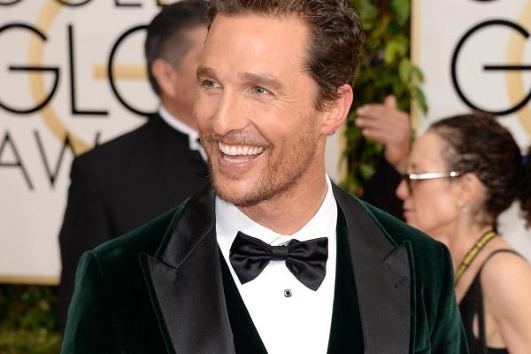 Matthew McConaughey 600