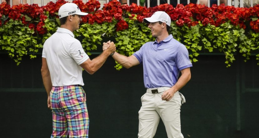 McIlroy, Horschel Lead 5 Player Of The Year Candidates