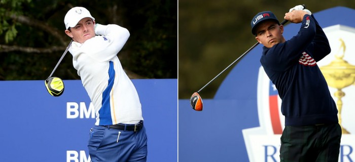 Rory McIlroy vs. Rickie Fowler Is A Golf Fan's Dream