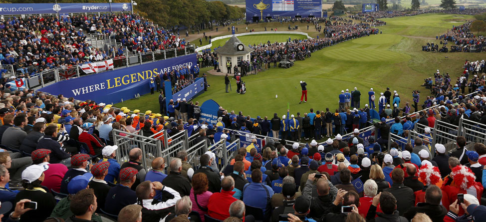 Fanatics: Ryder Cup Fans Add To Wild Atmosphere