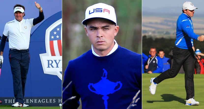 Best Moments From Day 1 At The Ryder Cup