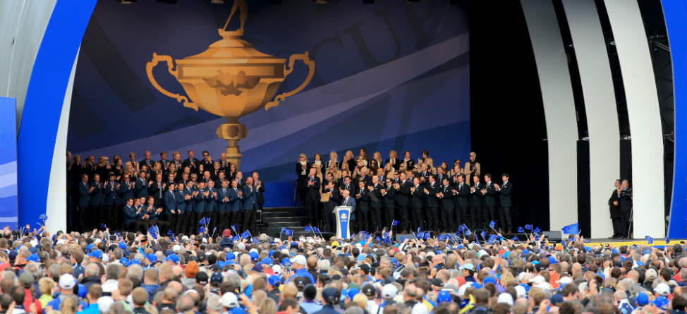 Show Me The Money: Ryder Cup Has Become Golf's Biggest Event