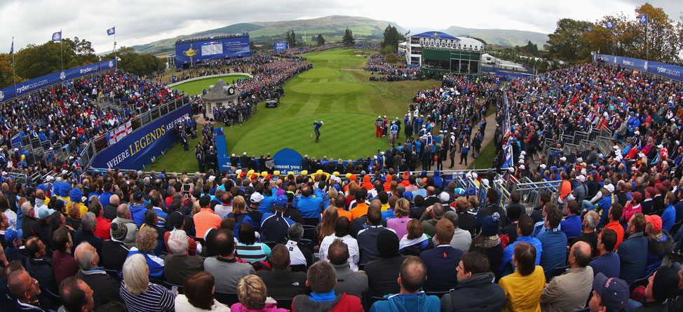 Stage Is Set For Sunday Singles At The Ryder Cup
