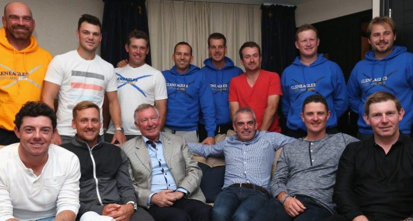 Sir Alex Ferguson Called On To Inspire Team Europe