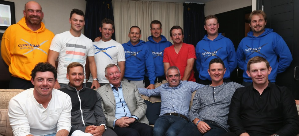 Sir Alex Ferguson Called On To Inspire Team Europe