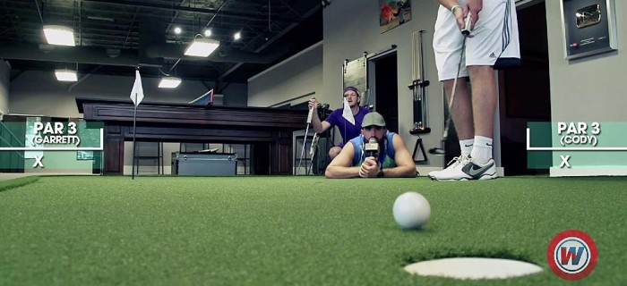 Dude Perfect Drops 'Golf Challenge' Trick Shot Video