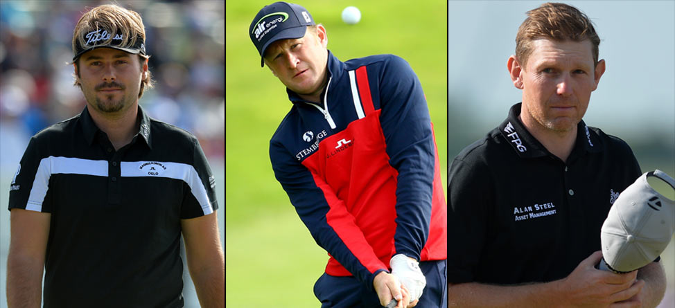 Ryder Cup Rookies: Europe's Dubuisson, Donaldson, Gallacher