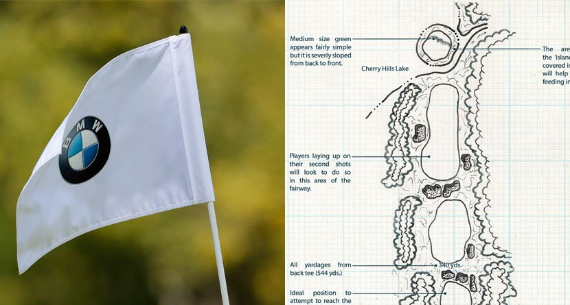 Tournament Hole Of The Week: BMW Championship