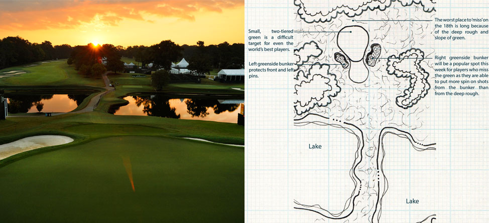 Tournament Hole Of The Week: Tour Championship