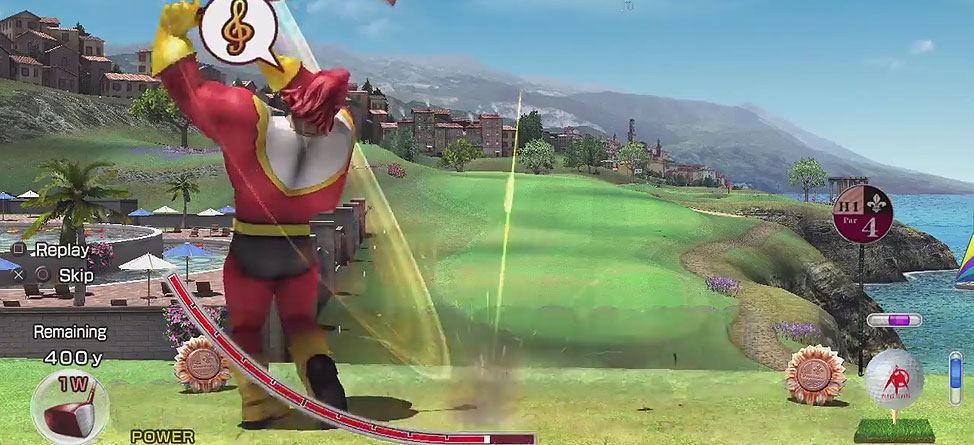 'Hot Shots Golf' Making Return, Coming to PS4